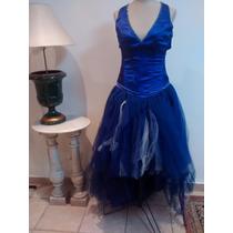Le Tissu Vestido De 15 Años Largo (desfile Alta Costura)