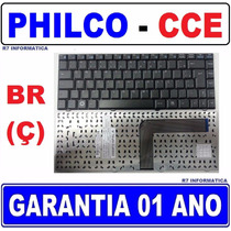 Teclado Philco Positivo Unique Kennex Cce Mp-05698pa-f51