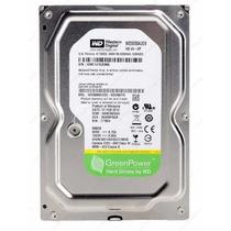 Western Digital 500gb Sata 3gbs Pc 7200rpm Wd Green Interno