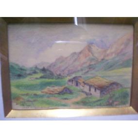 Luis Cordiviola, La Cumbre, Cerca De Capilla Del Monte, 1940