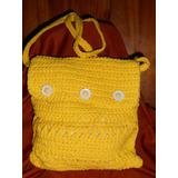 Bandolera Tejida A Crochet