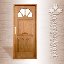 Puerta En Cedro Arana Oferta Increible!