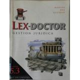 Manual Del Usuario Lex Doctor 5.3