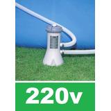 Bomba Filtrante Piscina Intex Filtro 2006 Lh 220v #28604