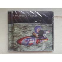 Massacre- Aerial- Cerrado Primera Edicion