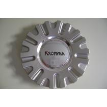 Calota Centro Roda Modelo Devine Kr-1560 Kromma.