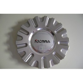 Calota Centro Roda Modelo Devine Kr-1560 Da Kromma.