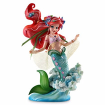 Ariel La Sirenita Figura Couture De Force Disney Nueva