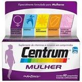Polivitamínico Centrum Mulher C/60 Comprimidos Original