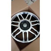 Jogo De Rodas Volkswagen Snowflakes Aro 17 Novas Na Caixa