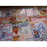 Artesanato Biscuit Como Fazer Velas Etc Lote 19 Revistas