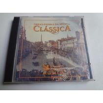 Cd Obras-primas Da Musica Clássica Cd - 3 - 4 Duplo