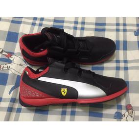 Tenis Puma Ferrari Valorosso Sf Hombre 27 Mex