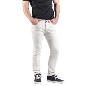 Jeans Dean Blanco Lee Hombre