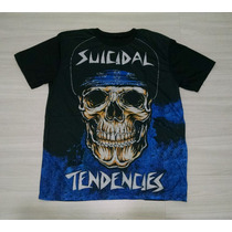 Camiseta - Suicidal Tendencies - Bandas De Rock - 2