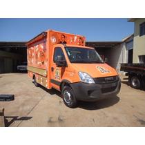 Daily 35s14 Food Truck 2015 Itália Caminhões