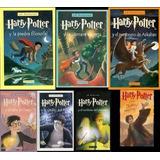 Colección Completa Libros De Harry Potter Pdf J. K. Rowling