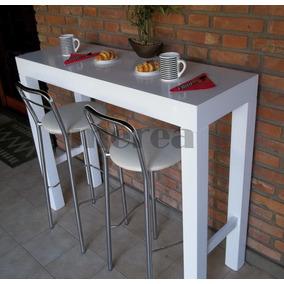 Barra desayunadora todo para cocina en mercado libre for Mesa barra cocina