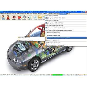 Software Para Serviço De Autoelétrica Automotiva V1.0