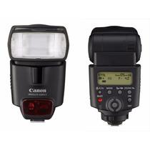 Flash Canon 430ex Iii Speedlite Original P/ Entrega 430 Ex