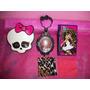 Coleção Da Monster High Mattel 2013 Mc Donald