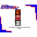 Stop Derecho / Izquierdo Camion Cavas Npr 00-08