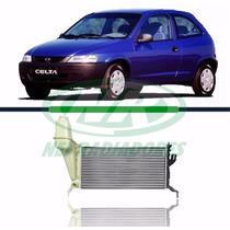 Radiador Do Celta 1.0 / 1.4 2000 Á 2005 Com Ar Condicionado