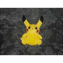 Peluche De Pikachu Pokemon Go X Men Cars Mickey Heroes
