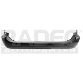 Defensa Trasera Chrysler Caravan 2001-2002-2003-2004 Corta