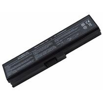Bateria Pila Toshiba M300 Satellite A665 C640 C655 6 Celdas