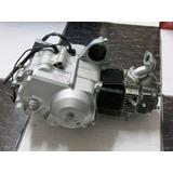 Motor 110cc P/ Mini Motos E Quadriciclos 4 Marchas Automátic