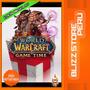 Prepaid World Of Warcraft Entrega Inmediata Tiempo De Juego