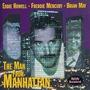 Cd The Man From Manhattan By Freddie Mercury Brian May Eddie