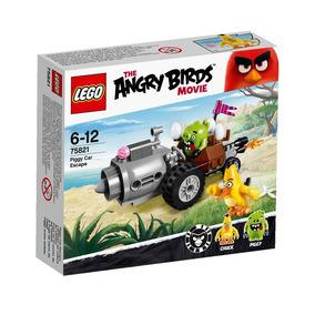 Lego Angry Birds 75821 Piggy Car Escape Nuevo Y Original