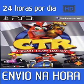 Ctr/ Crash Team Racing Ps3 Codigo Psn