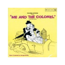 Cd Me & The Colonel By George Duning (2003) - Soundtrack