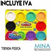 Plastilina Play Doh Kit De 10 Colores - 29413