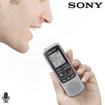 Grabadora Profesional Digital Sony + 4 Gb + Altavoz + New