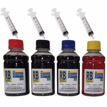 400ml Kit Tinta Hp Recarga Cartuchos 934 935 564 670 862 920