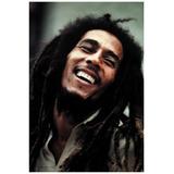 Afiches Posters Decoracion Musica Bob Marley 48 X 33 Cm