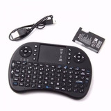 Mini Teclado Wireless Keyboard Mouse Smart Tv Samsung Lg E