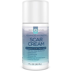 Instanatural Scar Cream - Treatment For Old & New Scars