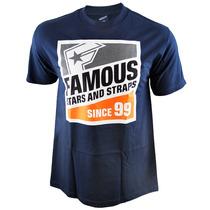 Camiseta Famous Stars & Straps Ufc