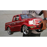 Pick-up C/ Entr. Mp-3 Abre Portas Recarr. R/c