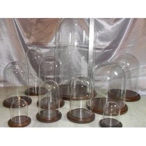 Cupula Redoma De Vidro Importada Eua + Base Festas Casamento