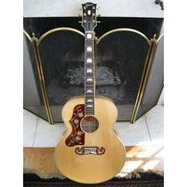 Violao Gibson Sj-200 Canhoto /martin/guild/taylor