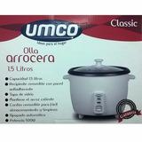Promocioneslafamilia Ollas Arroceras 1.5 Lt Umco Unicas