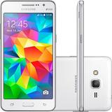 Samsung G530h Galaxy Gran Prime Branco Dual 3g 8mp I Novo