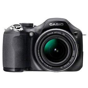 Camera Digital Casio Exilim Ex Fh20 Zoom 20x 9.1mp Cmos