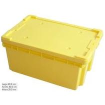 Caja Plastica Cesta Tipo Toronto Caja Con Tapa